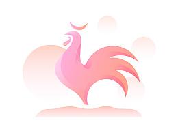 立体动物icon临摹