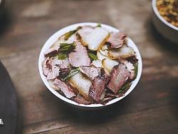 云南豆豉蒸腊肉 | 味蕾时光