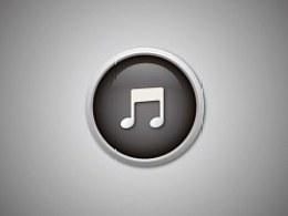 苹果音乐图标