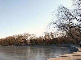白塔公园实拍