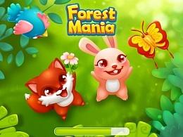 三消游戏ForestMania