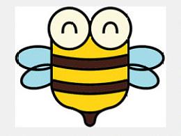 幸福的蜜蜂