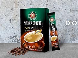 迪欧咖啡|品牌优化、包装升级、logo优化