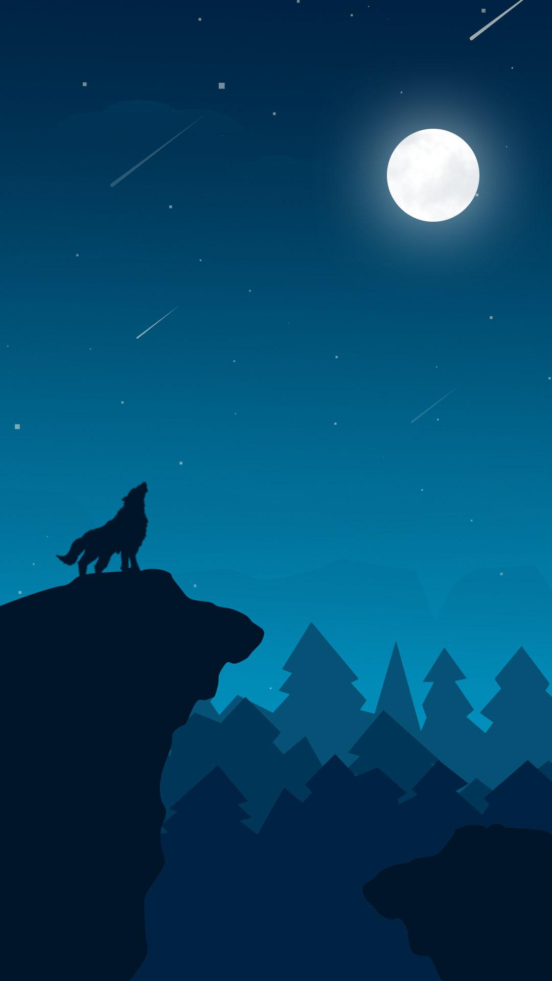 独狼是多么孤独
