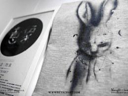 意象出品-愤怒的兔子NO.01