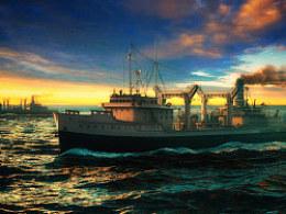 运输补给舰-巨舰时代系列插图