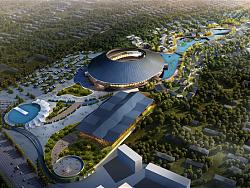 【观光旅游地产规划设计】泰安旅游集散中心