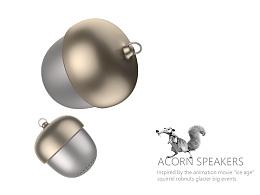 蓝牙音箱概念 | ACORN SPEAKERS
