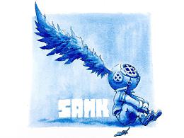 SANK-蓝调藏克