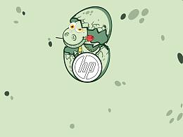 蛋壳style