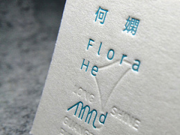 『王強』x『良卡印記』作品 -- 專屬私人名片