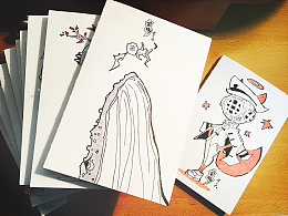 SANK(我的涂鸦本)--在生活的缝隙里跟内心的自己驻足对话