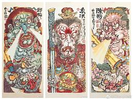 【南记手绘·不二堂·商周列国全传·第三季】