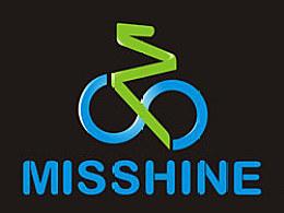 自行车logo