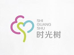 广州中幼时光树APP品牌设计