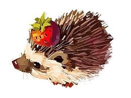 【萌宠 by 雪娃娃】谁偷了我的草莓?
