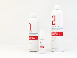 化妆品包装设计 一些近期的包装作品
