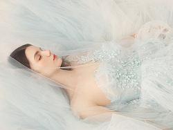 莉吉雅的舞剧,婚纱设计师兰奕2017挚爱系列