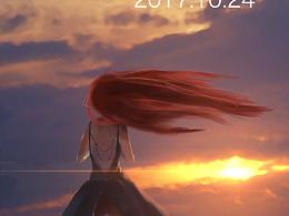 唐智临_插画_praying girl