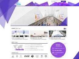 2012年赛奈尔官网竞标项目官网设计