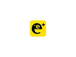 """e+""品牌形象设计"