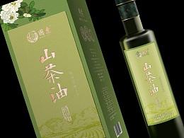国惠山茶油