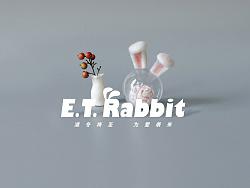 大蚊子与小鲤鱼原创手作:E.T.Rabbit