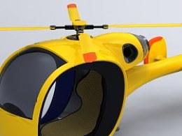 玩具飞机建模-Rhino