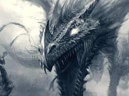 Dark Dragon Fire《进击的黑龙王》