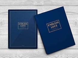 """ENDLESS LOVE"" Wedding Book(婚庆套餐价目/案例画册)"