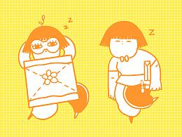 【季节综合症,四季不觉醒】