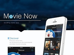 <Movie Now> APP练习