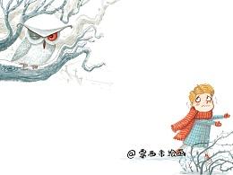 儿童插画——外国优秀儿童文学