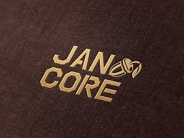 """JANCORE""科技公司LOGO设计。"