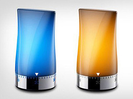 timer to light