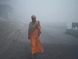 雾中风景~印度瓦拉纳西|One Man's India