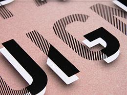 字体&排版设计 - PASCAL QUIGNARD 解体 消亡 重生 - 法国高等设计学院(ECV)