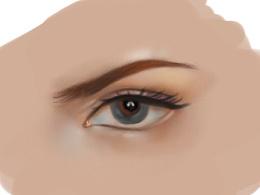 练习---从眼睛开始