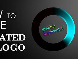 四月设计第11弹 Animated Logo Design ps tutrioal教程 by LynnChou