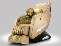产品摄影-按摩椅纯产品拍摄,附原图&现场布光图