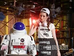 【金属诱惑】智能服务机器人