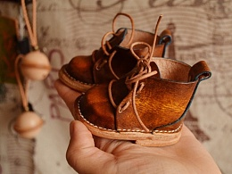 萌萌哒玩偶小皮鞋---超罗嗦的教程