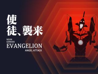 使徒,袭来 _ 小米主题设计大赛eva(新世纪福音战士)篇图片