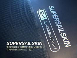 泳裤产品宣传片 C4D制作