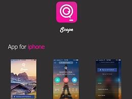 一套旅游app界面设计