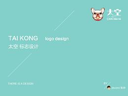 LOGO设计,太空,汪星人,法国斗牛犬——我的爱犬!