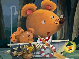 浴缸里的老鼠家族