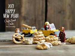 LEGAO! x Happy new bread !