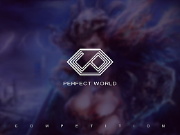 Perfect World-LOGO设计