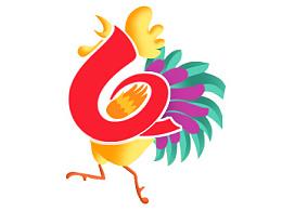 鸡年 logo 设计